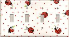 Ladybug - Quadruple Switch