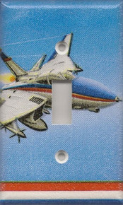 Jet/Plane - Single Switch