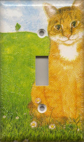 Orange Tabby - Single Switch