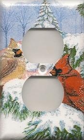 Winter Cardinals - Outlet