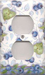 Blueberries & Butterflies - Outlet