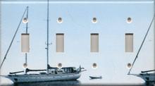 Sailboat - Quadruple Switch
