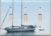 Sailboat - Triple Switch