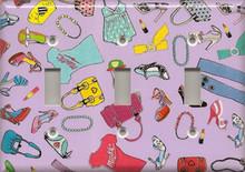 Shoes, Purses & Fun Things - Triple Switch