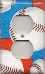 Baseball - Red, White & Blue - Outlet