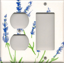 Lupine - Double Combo Outlet & GFI