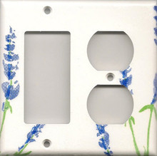 Lupine - Double Combo GFI & Outlet
