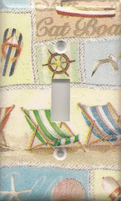 Beachy Things - Single Switch 1238cS