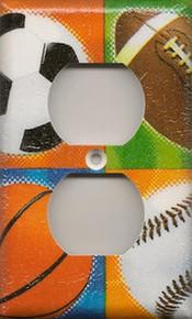 All Sports (Football, Basketball, Soccer, Baseball) - Outlet