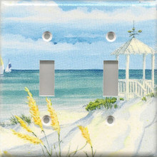 Beach Gazebo - Double Switch