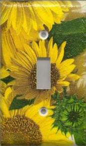 Sunflowers - Single Switch