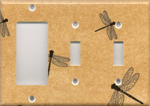 Dragonfly - Triple Combo GFI & Switch & Switch
