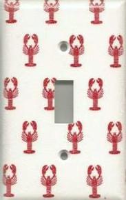Little Red Lobsters - Single Switch