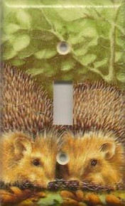 Hedgehogs - Single Switch