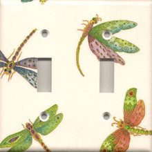 Colorful Dragonflies - Double Switch