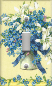 Forget-me-nots Single Switch