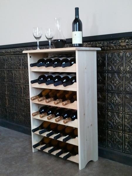 30 Bottle Wine Tasting Table