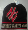 Beanie Ski Hats ( New York Yankees) - Toasty Warm - One Size Fits All - Skull Caps - NY Yankees