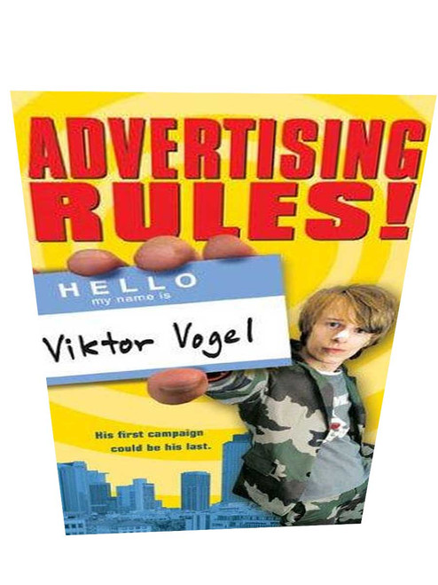 Advertising Rules! (2001, DVD) - Hello My Name is Viktor Vogel