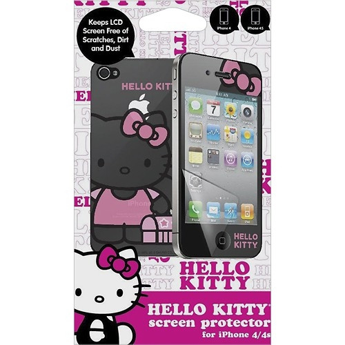 Hello Kitty iPhone 4/4s Screen Protector