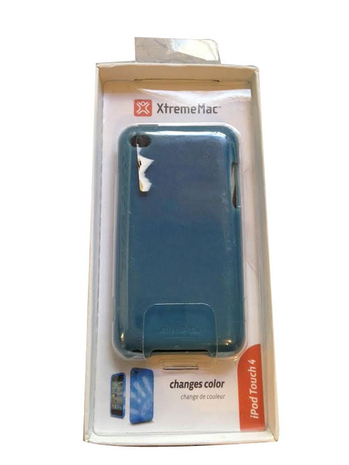 Ipod touch 4 Blue Mood Case