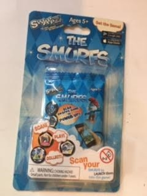 The Smurfs Scan Swappz Coins