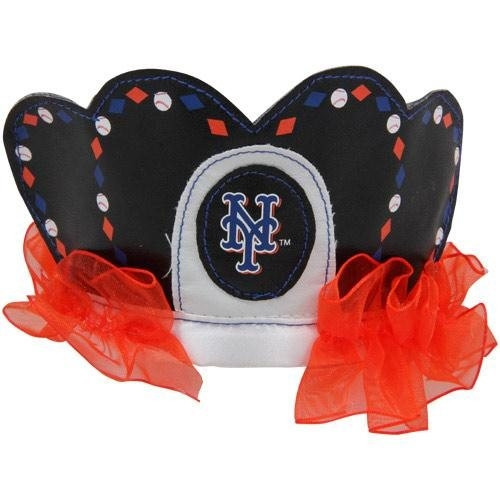 New York Mets Youth Girls Princess Tiara