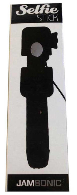 Jamsonic Pocket Selfie Stick WIRED BLACK