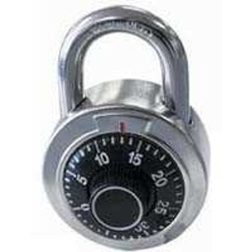 Heavy Duty Combination Lock - Hardened Steel