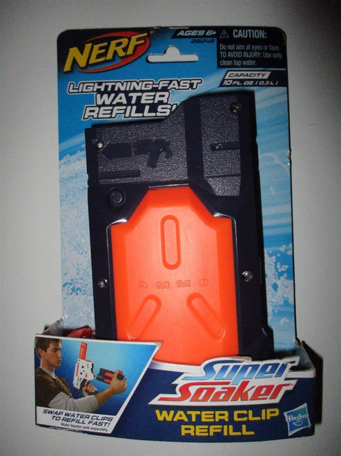 Nerf Super Soaker Water Clip Refill