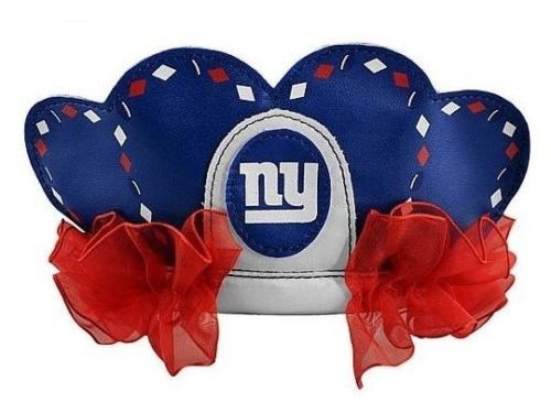 New York Giants Youth Girls Princess Tiara