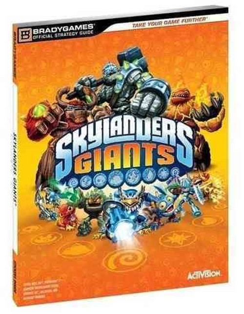 Skylanders Giants Official Stragedy Guide