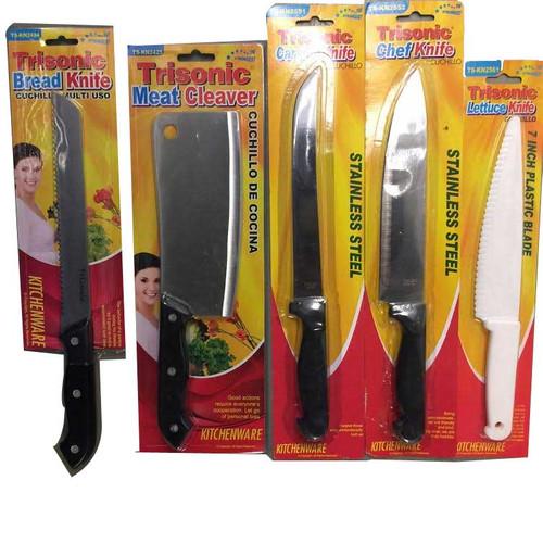 5 Peice Knife Set