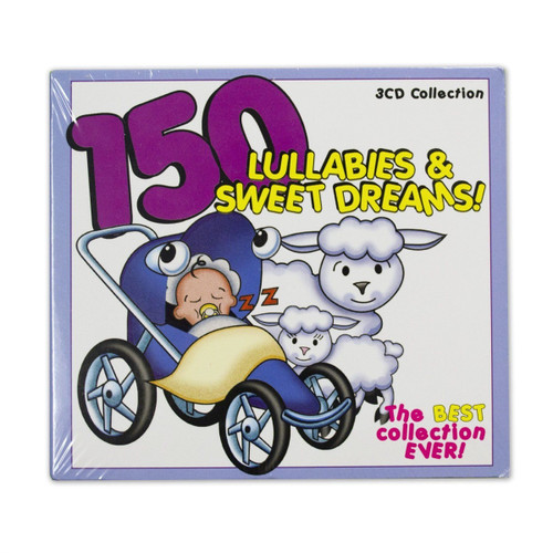 150 Lullabies & Sweet Dreams CD
