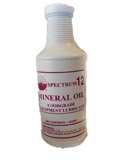 Spectrum 12 Mineral Oil 1 Quart