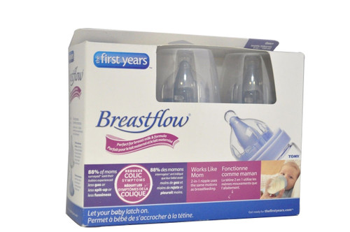 Breast flow Protects Breast Milk
