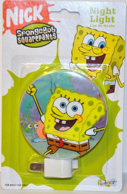 Spongebob Night Light - Hands In The Air