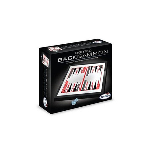 Light Up Backgammon