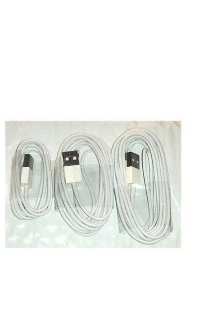 Deluxe Combo Pack:  3ft, 6ft,10ft (10ft is Heavy Duty Extra Thick) Apple iOS No Errors Certified 8 pin Lightning Charging Cable/ Data Sync Cable for iphone 5, 5s, 5c, 6, 6 Plus, 6s, 6s Plus, 6se,7,8,8plus,X