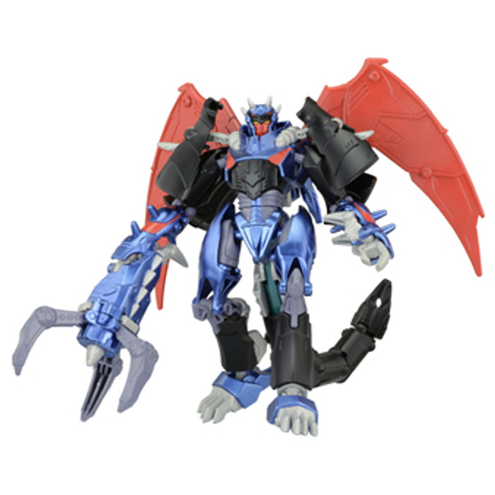 Transformers GO! - G07 Bakudora (Takara)