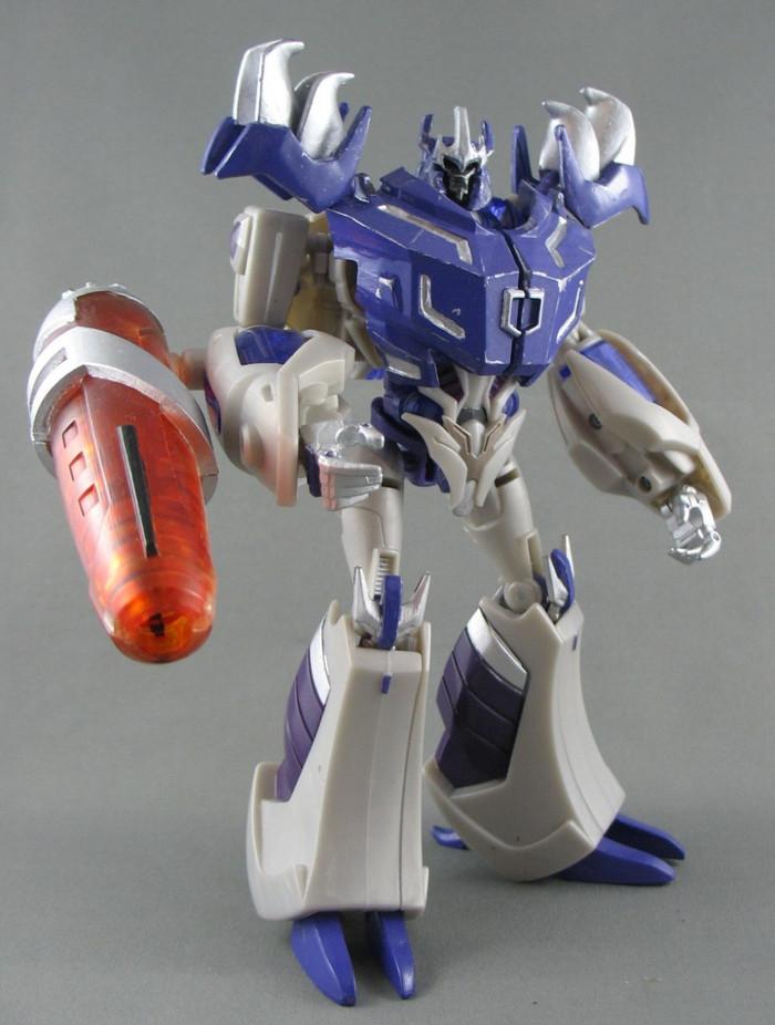 RFX-002B Renderform Dark Emperor Garage Kit With Megatron Figure - Completed