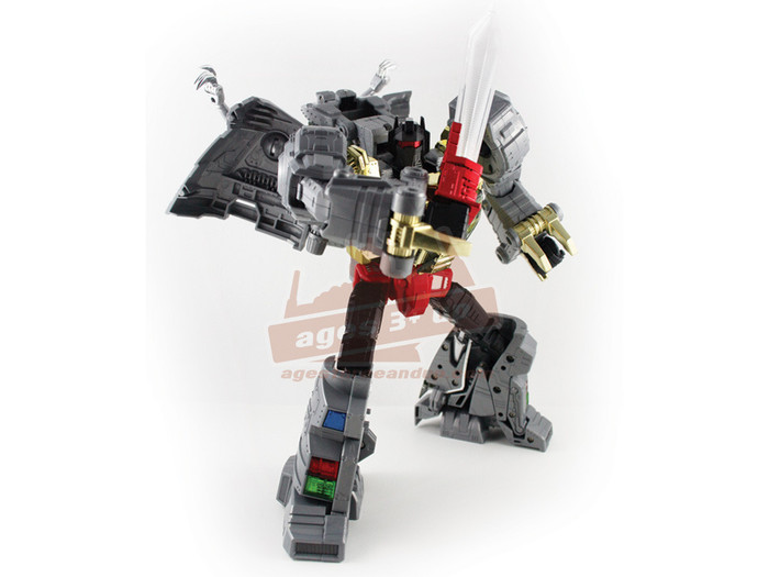 MP-08 Masterpiece Grimlock Reissue