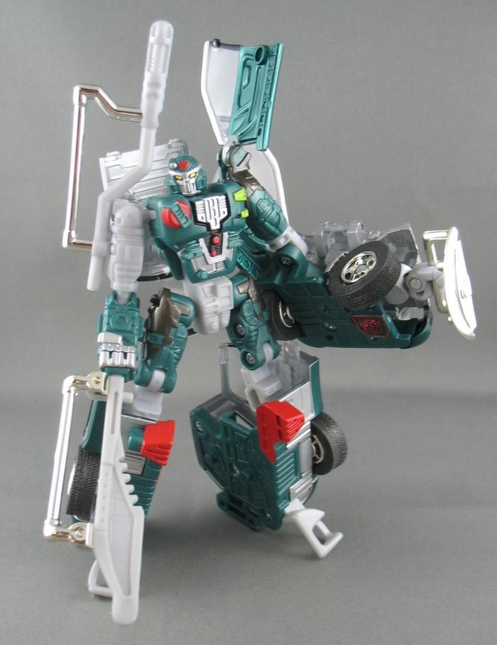 Car Robots - Wild Ride (Loose)