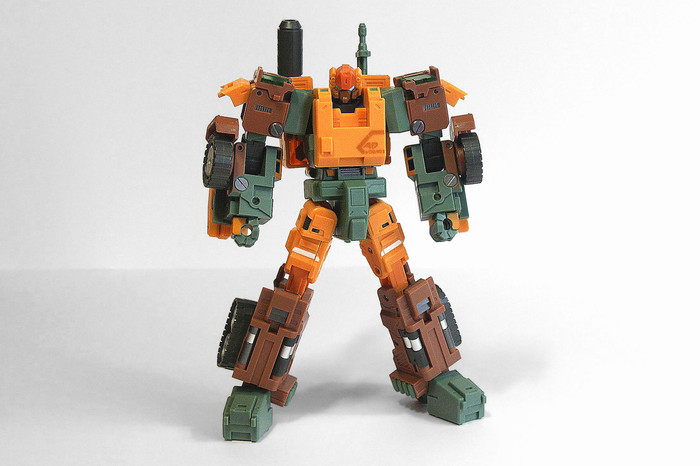 FansProject - WB-004 - Revolver Core