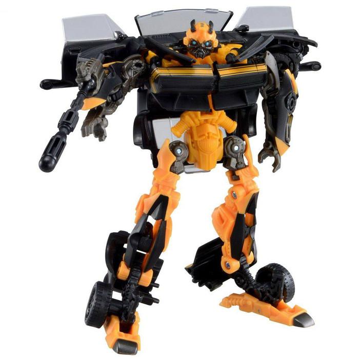 Transformers Age of Extinction - AD04 Graffic Bumblebee (Takara)