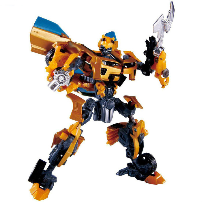 Transformers Age of Extinction - AD08 Battle Plate Bumblebee (Takara)