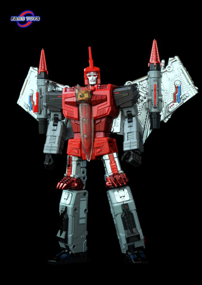 FT-05 Soar Red Version - Fans Toys Iron Dibots No.2