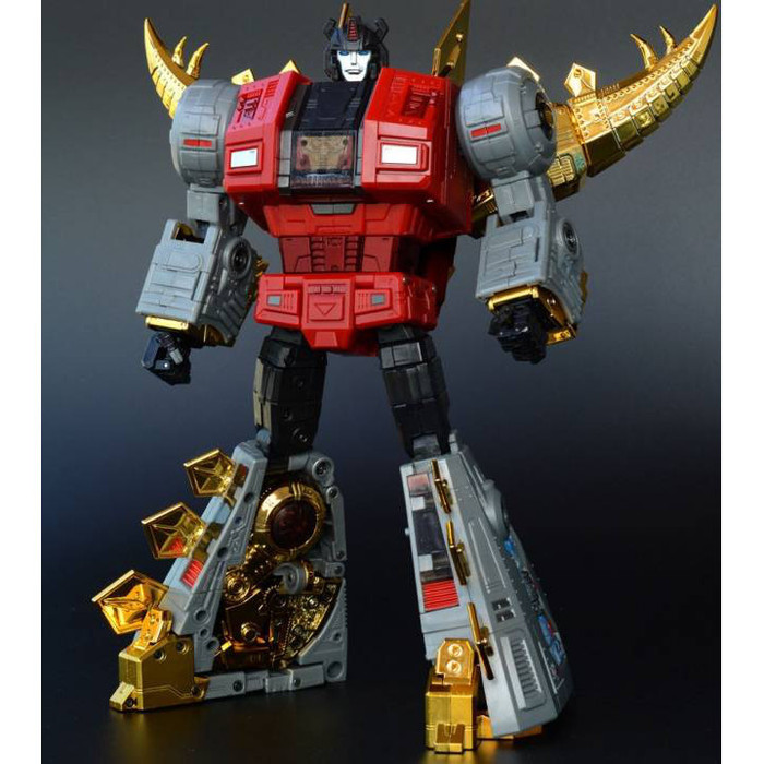 FT-06 Sever - Fans Toys Iron Dibots No.3