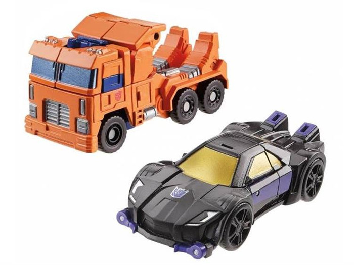 Transformers Generations Combiner Wars Legends Wave 2 - Set of 2 (Huffer & Blackjack)