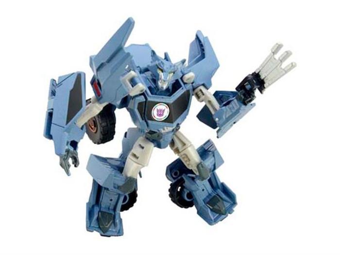 Transformers Adventure - TAV-04 Steeljo (Steeljaw)
